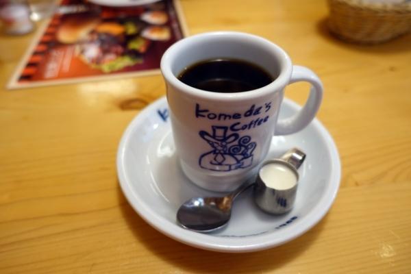 ブレンドコーヒー(520円)