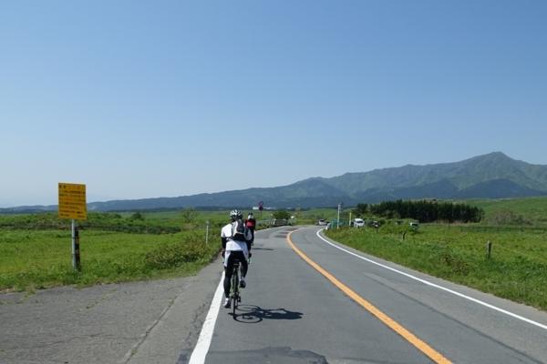 東富士演習場を走る
