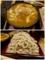カレーつけ汁と大盛蕎麦