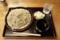 地粉切り〈福井産〉【大盛550g】(800円)+鯖出汁変更(0円)