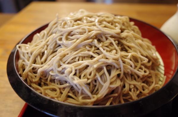 特盛のダッタン蕎麦