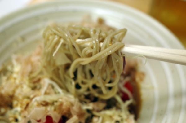 蕎麦サラダ