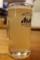 蕎麦湯割り(350円)