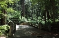 参堂の石橋