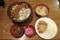 日替り定食【牛焼肉とろろ丼と唐揚1枚付】(920円)+ごはん大盛(50円)