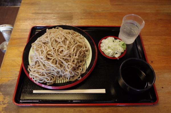 かつを切り【大盛550g】(750円)+鯖出汁(0円)