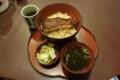 うな丼(1400円)