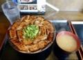 大盛り(1000円)+しじみ汁(80円)