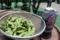 枝豆と缶チューハイ