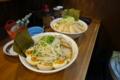 ガッツリ麺かつおとガッツリ麺味噌