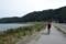 片山トンネル手前
