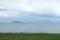 マキノから見た竹生島