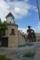 ガリバー像