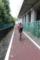 湖西線下のサイクリングコース