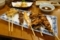 串焼き五種盛り(1560円)