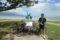 琵琶湖サイクリストの聖地碑とゾウ(48)お嫁さん募集中