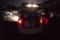 午前3時に出発地点の船橋市内のゾウ宅に到着