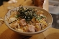 親子丼(800円+税)