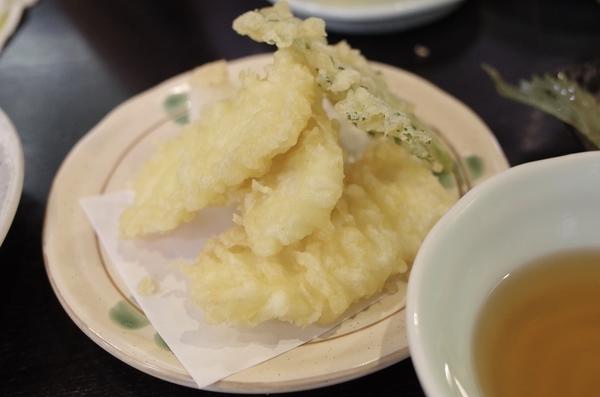いか天ぷら