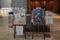 三井記念美術館入口の展示