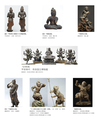 ③仏像の動きとポーズ