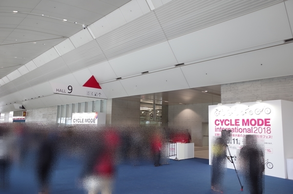 CYCLE MODE international 2018入口