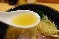 濃厚鶏白湯スープレンゲ上げ