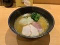鶏白湯醤油(850円)