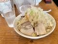 ラーメン(850円)野菜・玉ねぎ多め