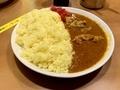 チキンカレー特盛【10・辛口】(850円)