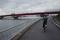 鰐川橋北東袂