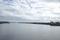 北利根橋上から見た北利根川