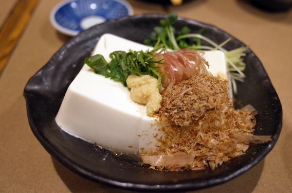 冷奴(350円)