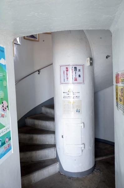 観音崎灯台入口