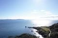 観音崎灯台から見た浦賀水道