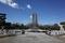 北米合衆国水師提督伯理上陸紀念碑