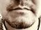 10日間の無精髭