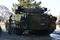 戦車の洗車