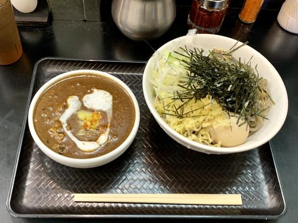 黒カレー肉そば【大520g】(1000円)