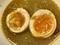 蕎麦内の味玉