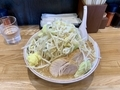 みそラーメン(850円)+野菜マシしょうが
