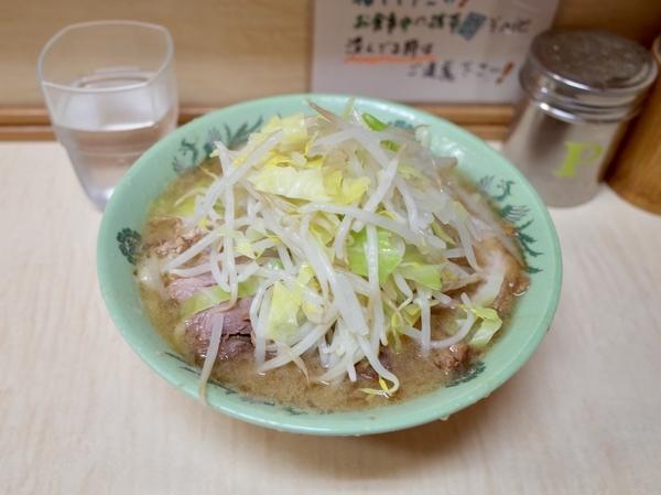ミニラーメン(600円)