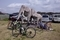 ナウマンゾウ像とチャリ3台
