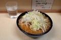 みそつけ麺(つけ汁)自動ヤサイ