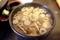 鯖出汁蕎麦湯