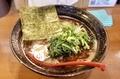 濃厚とんこつ黒ラーメン(750円)