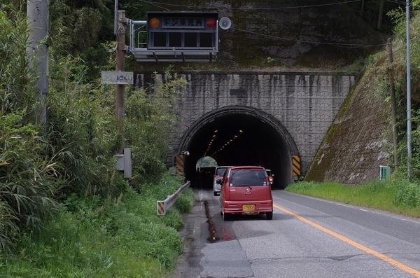 相次ぐ恐怖のトンネル