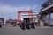 久里浜港にトウチャコ