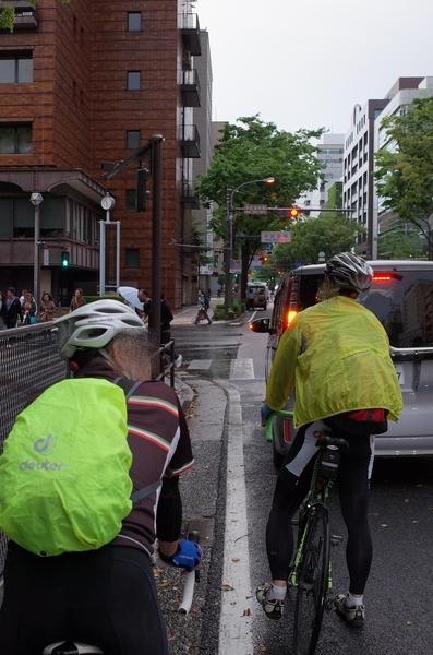 横浜市街地にたどり着く
