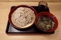 鴨せいろ(560円)+大盛(100円)